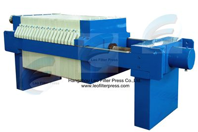 Leo Filter Press Plate and Frame Filter Press|How Does a Filter Press Work|Diaphragm Recessed Plate Filter Press