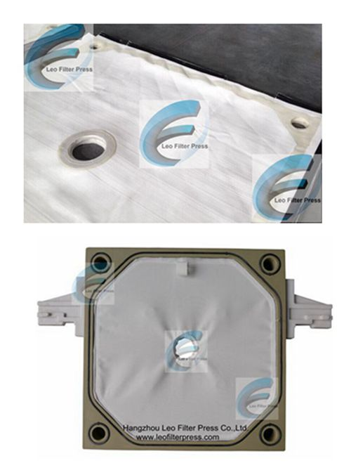 Filter Press Cloth Made from Different Material in Various Filter Press Cloth Micron Rating from Leo Filter Press