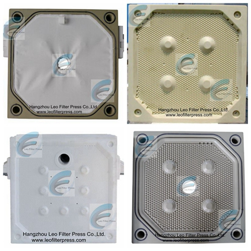Filter Press Plates for Filter Presses from Leo Filter Press,Leo Filter Press Plates Manufacturer from China