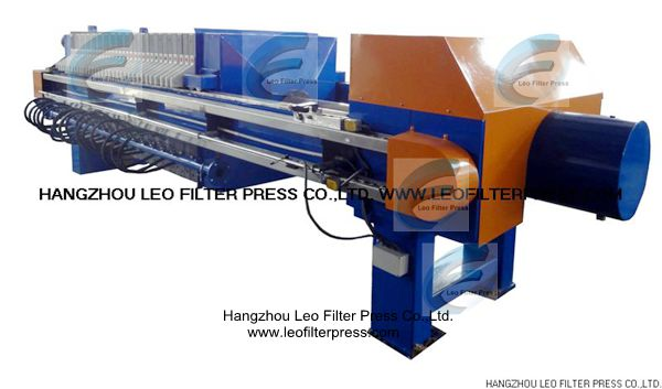 Oil Filter Press Machine from Leo Filter Press,Various Filter Press Designed for Different Oil Filtering