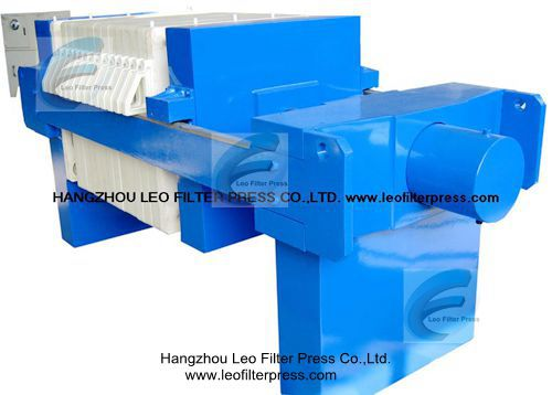 Industrial Powder Filter Press for Different Industrial Powder Products from Leo Filter Press