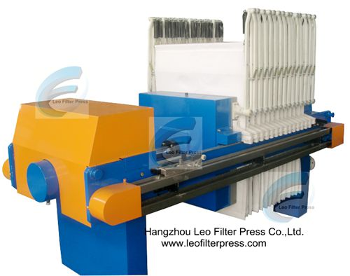 Automatic Filter Press for Different Industry Operation,Leo Filter Press,the Filter Press Manufacturer from China