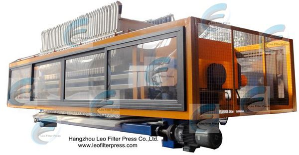 Concentrate Dewatering Processing Filter Press from Leo Filter Press,Concentrate Filter Press Manufacturer from China