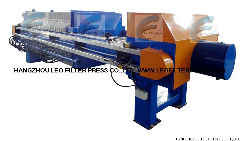 Special Palm oil Processing Machine: Leo Filter Press Palm Oil Filter Press,Special Membrane Filter Press for Palm Oil