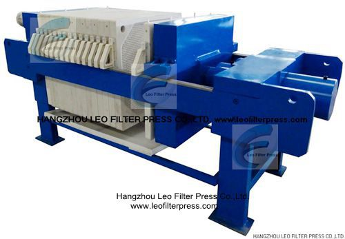 Wastewater Pre-treatment Before Going to Filter Press for Filtering Operation