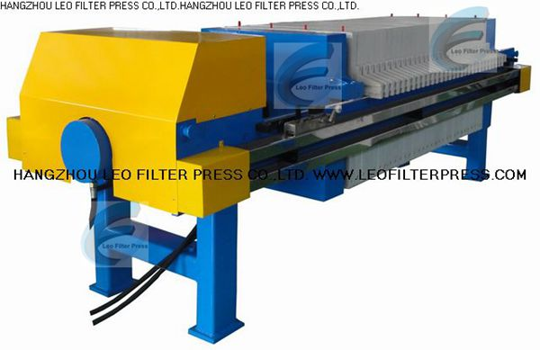 Special Designed Oil Filtering Filter Press Machine Design and Operation Instructions from Leo Filter Press